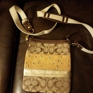 COACH  Crossbody **Like New**